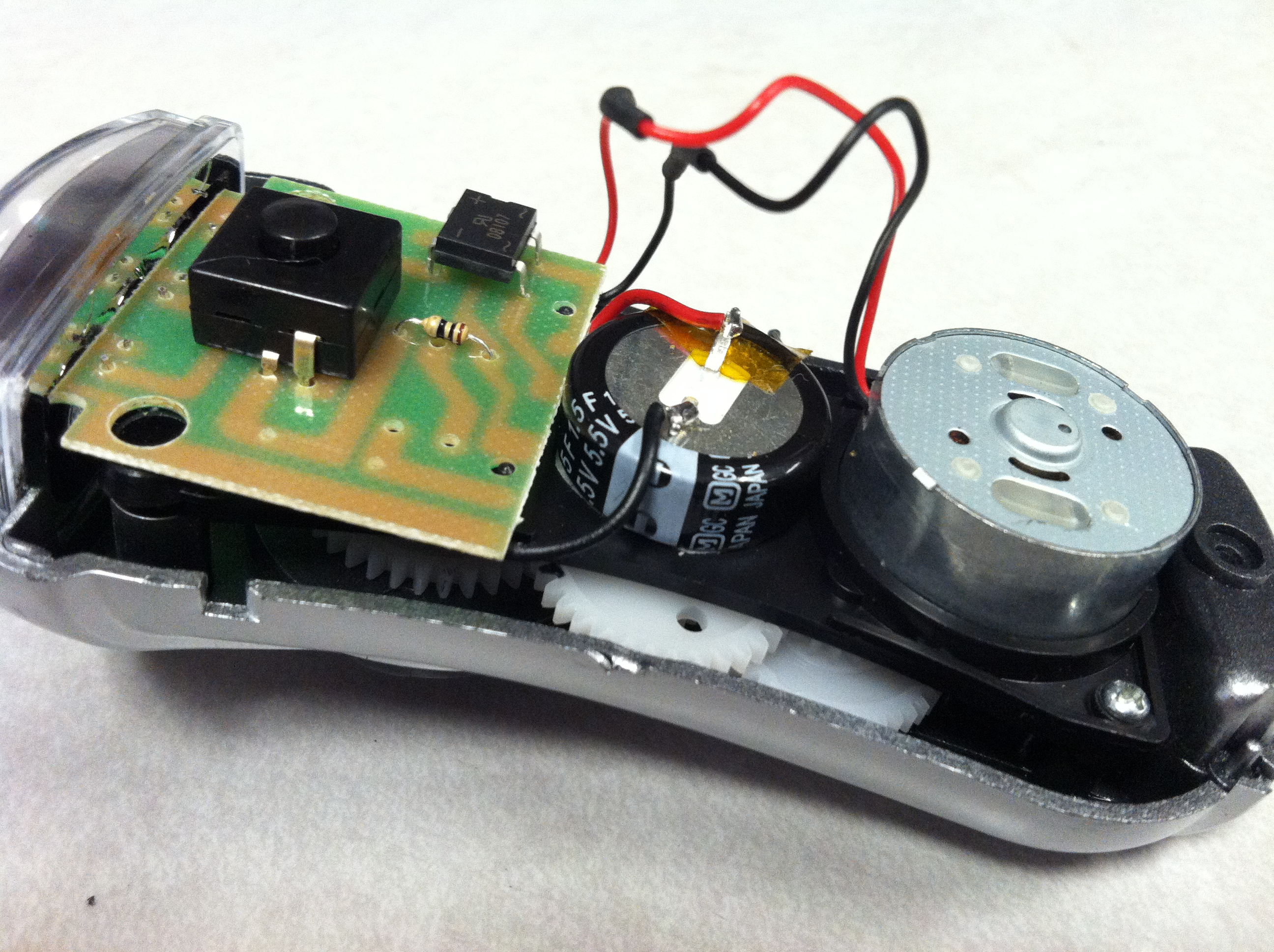 Projects Overview The Mechatronics Notebook